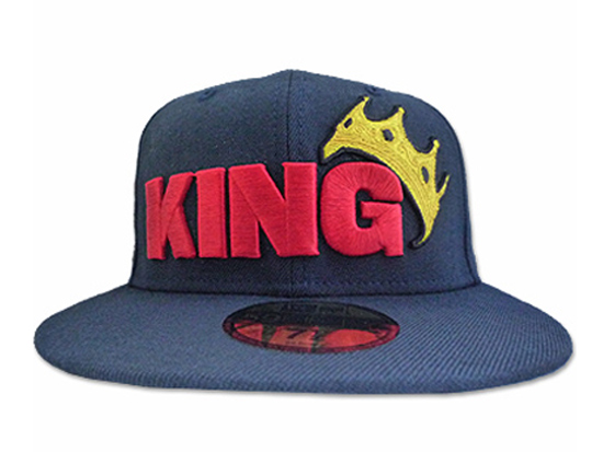 Fame King of NY New Era Fitted 1