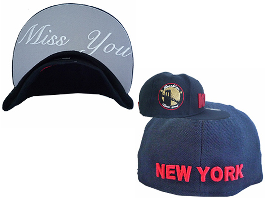 Fame King of NY New Era Fitted 2