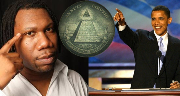 KRS 1 OBAMA NEW WORLD ORDER