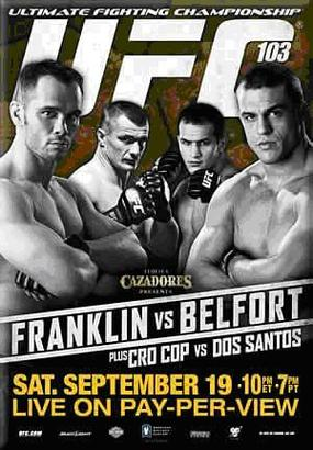 Rich Franklin Vs. Vitor Belfort...IT GOES DOWN