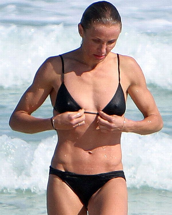 Cameron Diaz Hard Nipples 3
