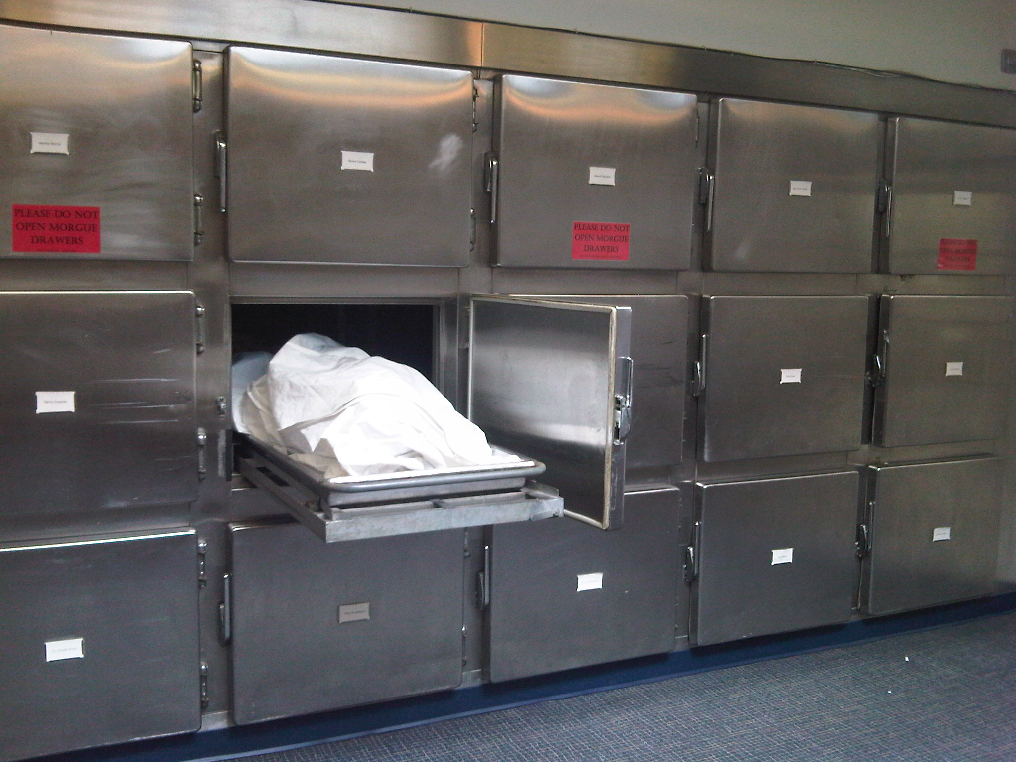 Dead Body Morgue