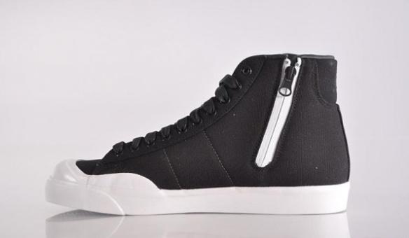 sale retailer 9571a 49a1c NIKE BLAZER MID AB CANVAS TZ Style 452210 MENS Selling larger image Nike   Shoes SyNaMATIQ ...